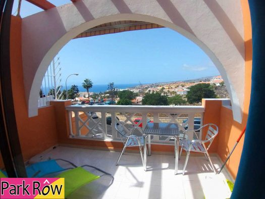 Studio, San Eugenio Alto – Ocean View, Tenerife, Spain